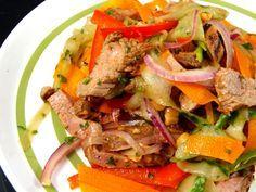 Salata vietnameza de vita