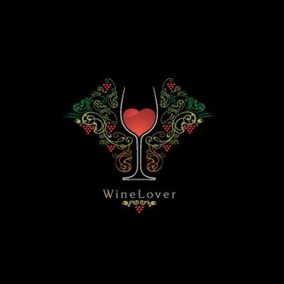 Wine Lover   Logo Design Gallery Inspiration   LogoMix