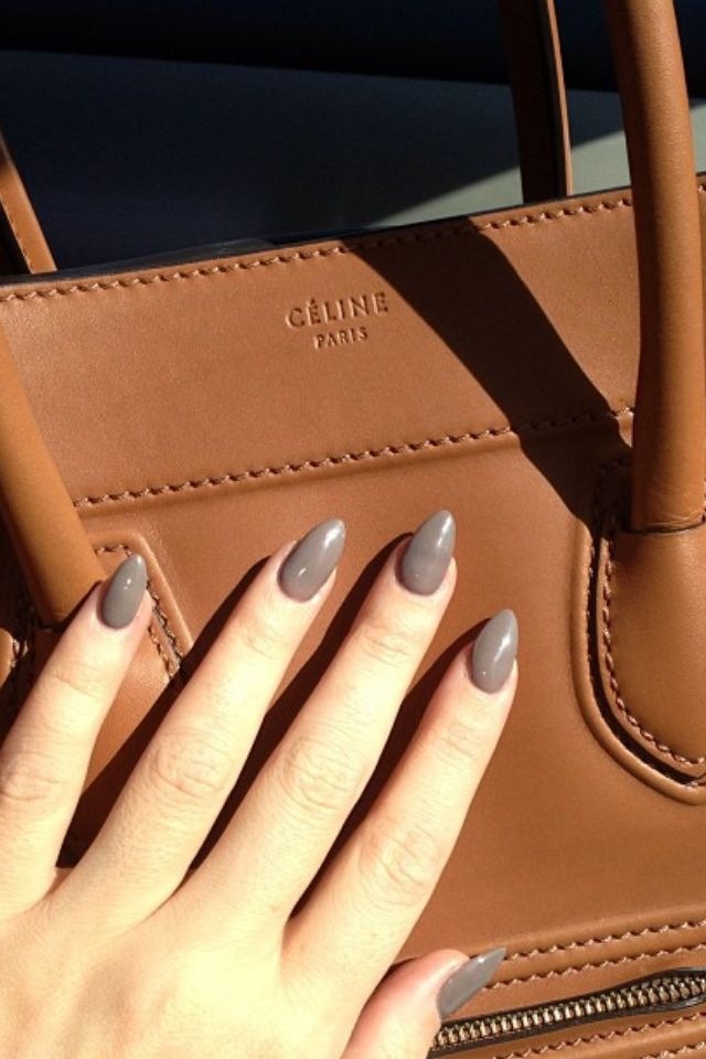 17 Best Ideas About Pointy Nails On Pinterest