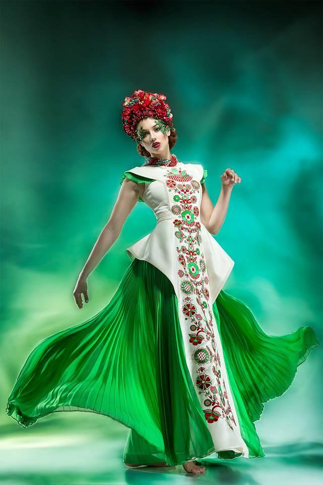 Орел Вікторія, «Королева України - Earth 2015» , м.Суми