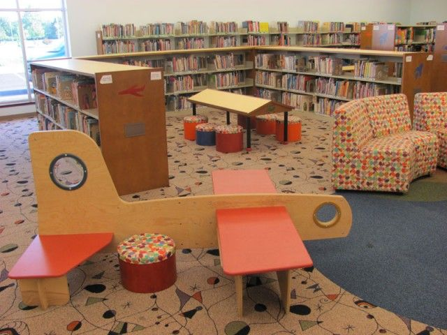 65 best images about Children s Library Space on Pinterest