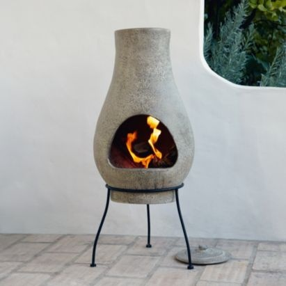 17 Best Images About Chiminea Smoker On Pinterest Fire