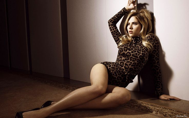 Scarlett Johansson - Scarlett Johansson: Girls Crushes, Scarlett Johansson, Scarlett Johannson, Beautiful, Scarlettjohansson, Photoshoot, Leopards Prints, Animal Prints, Photo Shooting