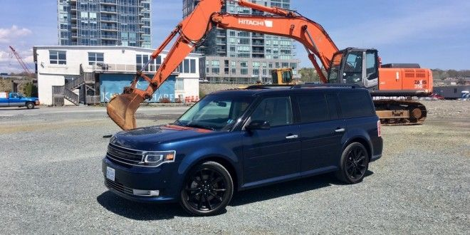🆕 | Life | @Car_Driven: Review: 2017 Ford Flex Limited Ecoboost: By Kevin Harrison Usually auto manufacturers send… #Life_Car_Driven_