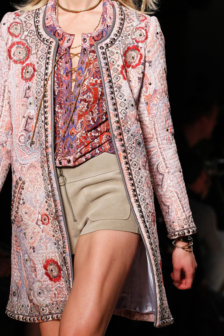 Isabel Marant Spring 2013 RTW - Review - Collections - Vogue
