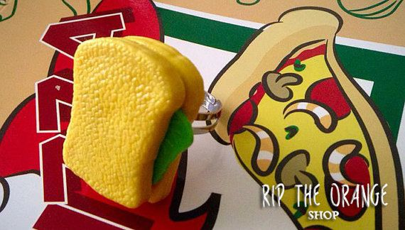 Sandwich Ring by riptheorangeshop on Etsy