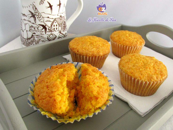 muffin alla carota (camille)