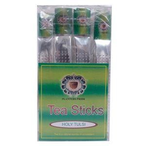 Tea Sticks - Holy Tulsi #Tea #TeaSticks #HolyTulsi #Refreshing #Aroma #Taste #Kashmir #Sticks #TulsiTea #Tulsi