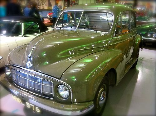 Morris Minor - the very first one!