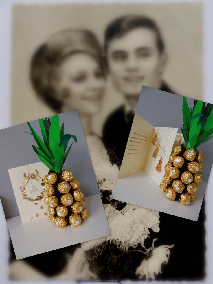25 einzigartige rocher ananas ideen auf pinterest pralinen selber machen und verpacken gold. Black Bedroom Furniture Sets. Home Design Ideas