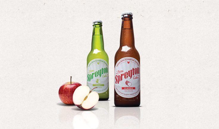 Spreyton Cider Co, by SouthSouthWest