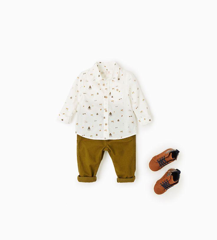 - NIEUW-BABY JONGEN | 3 maanden - 4 jaar-KINDEREN | ZARA België