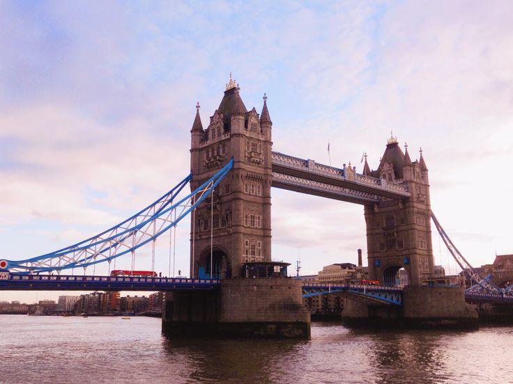London ~ Tower Bridge