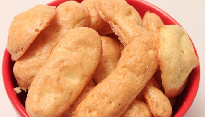 Rezept für Parmesan-Fluffies - herrlich zum Knabbern - lowcarb - glutenfrei - laktosefrei