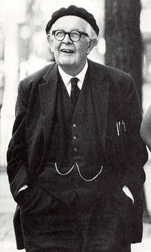 Portrait de Jean Piaget
