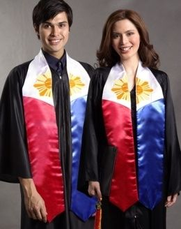 Filipino Graduation Sash Everything Asian Filipino