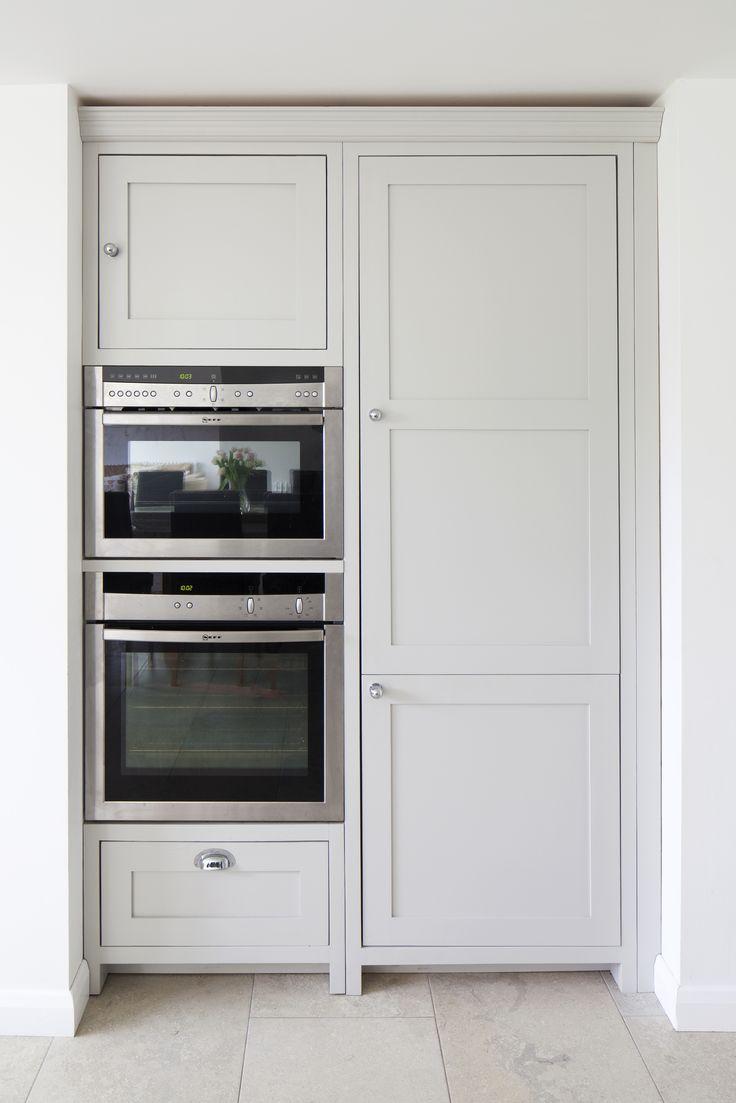 Kitchen renovation | double oven | floor to ceiling kitchen storage