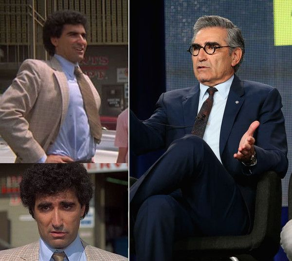 The Cast of 'National Lampoon's Vacation' Then & Now - Eugene Levy: The Car Salesman
