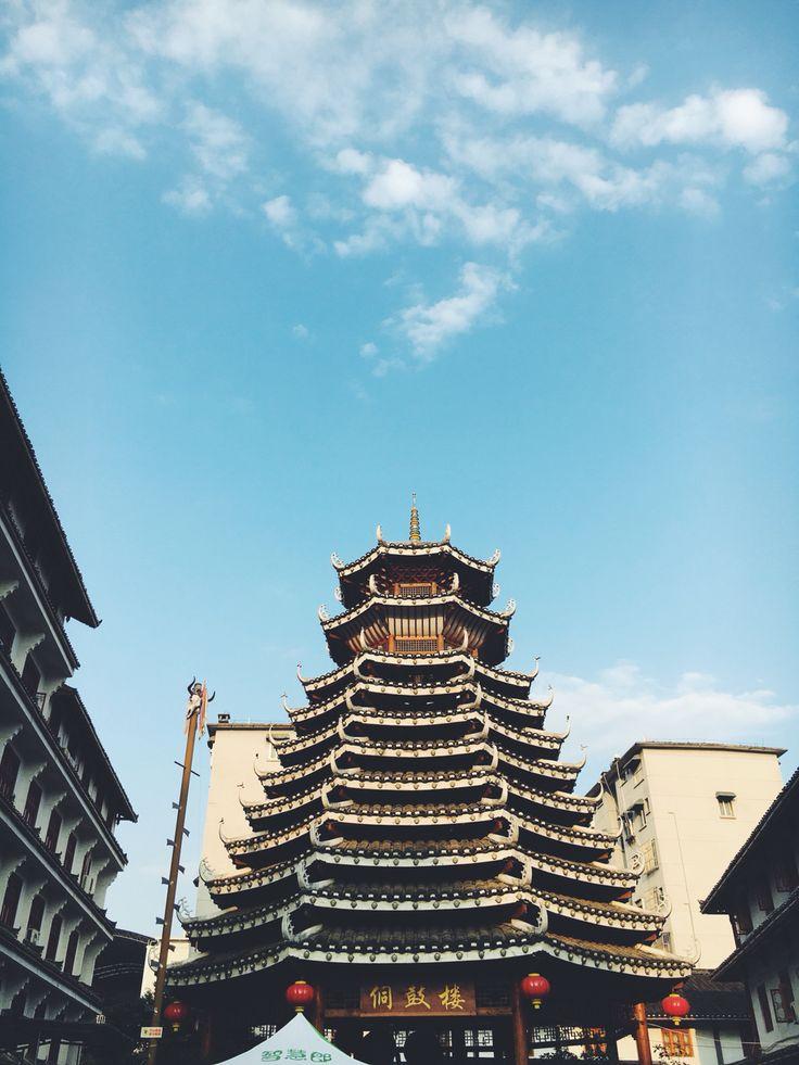 Jiangnan Water Street, Nanning, Guangxi #explorechina #travelchina