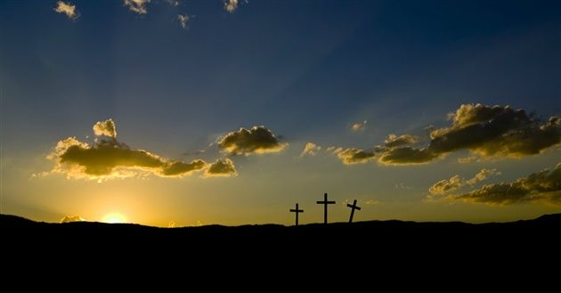 God's not dead. And we are not alone. He lives! May we allow that truth to soak deep today...He has risen!