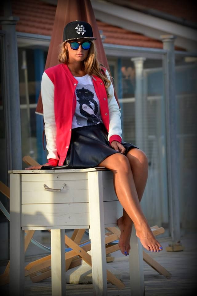 Thanks a lot Sara for the nice post with the Manymal tee!  http://www.bluenailgirl.com/2013/09/maisenza-shoeshine-manymal-outfit-fashionblogger.html