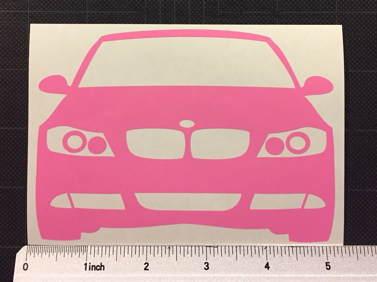 BMW E I Vinyl Decal Sticker Series Stance By ZsquareDesigns - Custom vinyl decal application instructionsapplication etsy