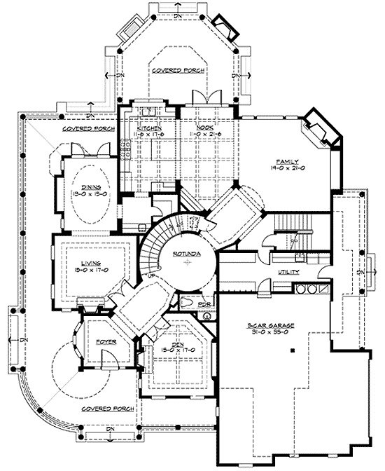 41 best dream house floor plans images on pinterest house Beach House Plans Victoria plan 23357jd award winning house plan victorian beach house plans