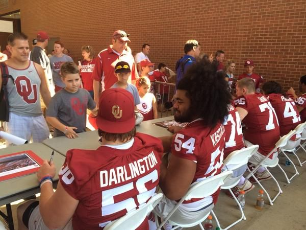 Live Coverage: Meet the Sooners and OU Media Day | News OK