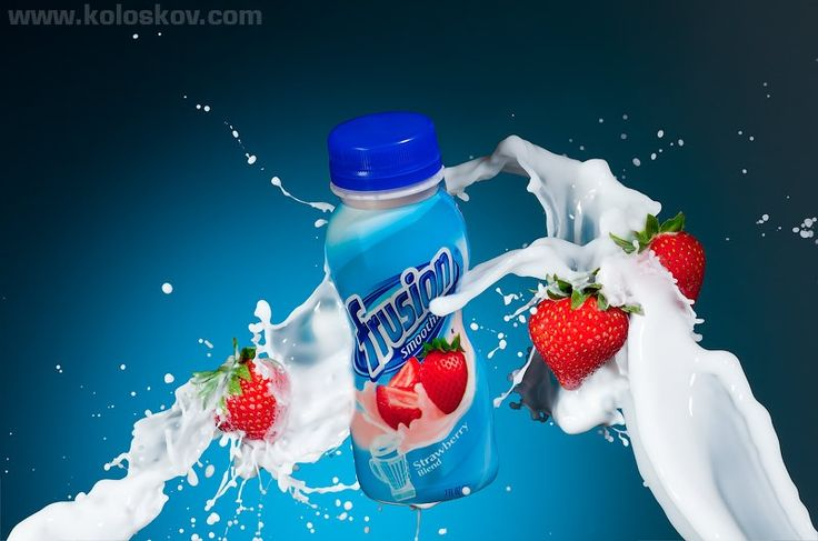 Yogurt by Alex Koloskov on 500px