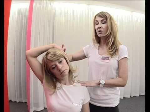 Cviky na krčnú chrbticu - ako precvičovať chrbticu - VIDEO Ako sa to robí.sk