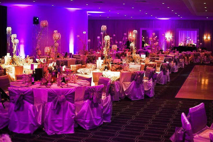 Beautiful reception setting!