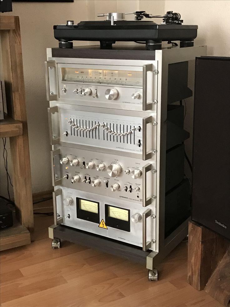 Pioneer spec1-spec4 ,9500 equalizer 9500 ll tuner