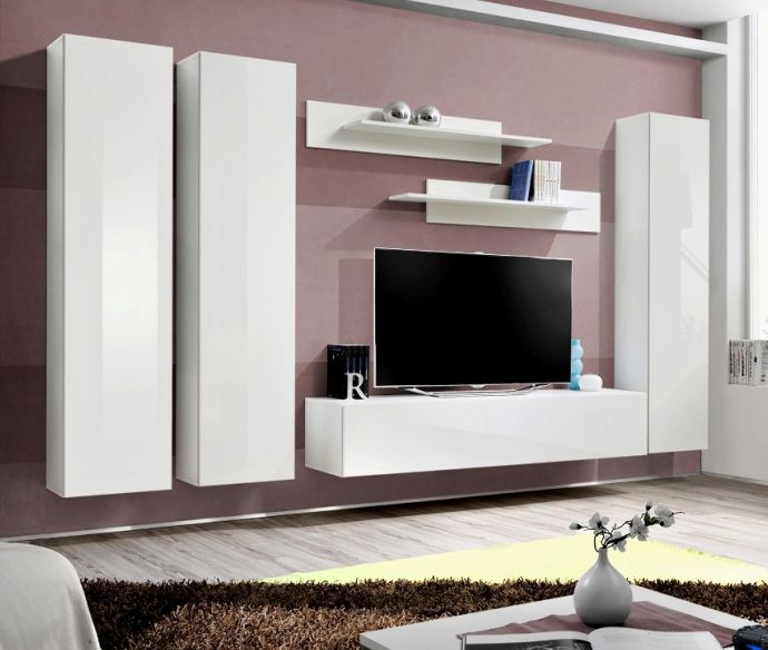 Les 25 meilleures id es de la cat gorie meuble tv - Meuble modulable design ...