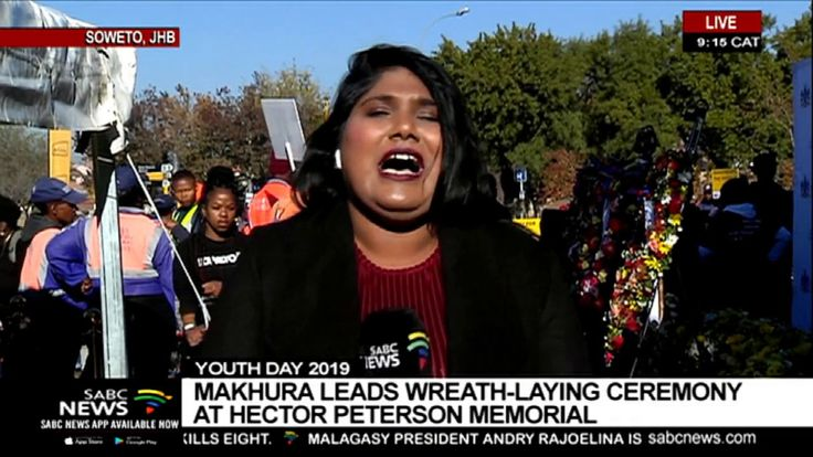 ICYMI Gauteng Premier leads wreath laying ceremony at