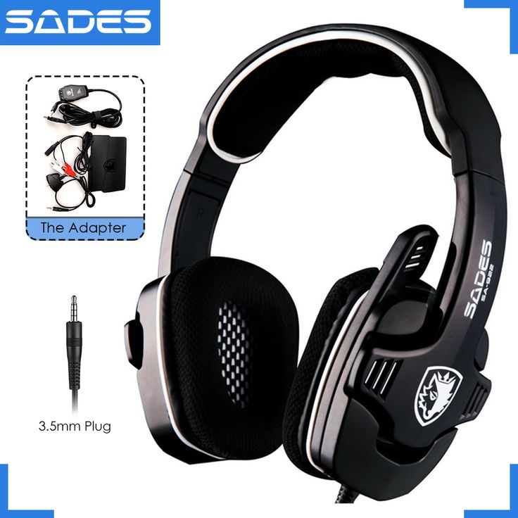 >> Click to Buy << SADES SA922 Pro pc gaming headset xbox one headset with microphone for xiaomi pc xbox 360 ps3 ps4 mobile cell phones headphones #Affiliate