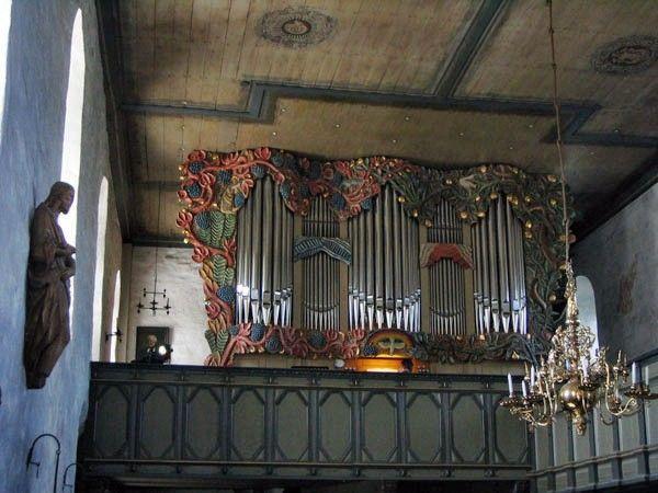 Orgel St. Severin in  Keitum/Sylt Jeden Mittwoch Konzert
