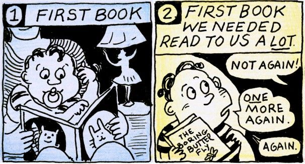Lynda Barry: The 20 stages of reading – The Washington Post