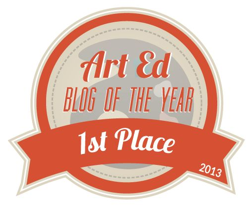 Below are the top 10 Art Ed Blogs of the Year