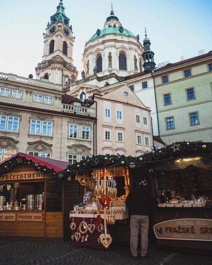 Christmas Prague ♥️ Czech Republic