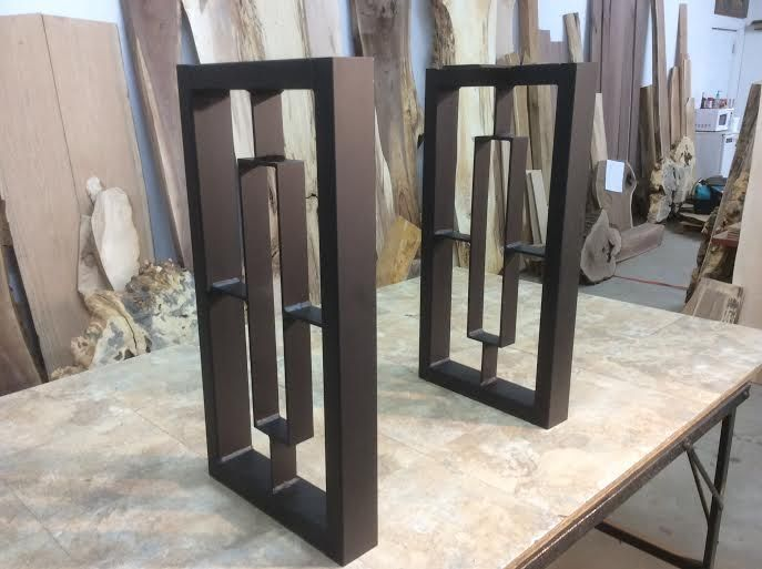 Steel Table Legs For Sale. Ohiowoodlands Metal Table Legs. Sofa Table Legs, Accent Table Legs, Jared Coldwell Metal Table Legs For Sale at O