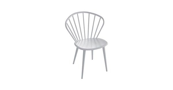 Miss Holly stol - grå - Stolar – Möbler från Svenssons i Lammhult