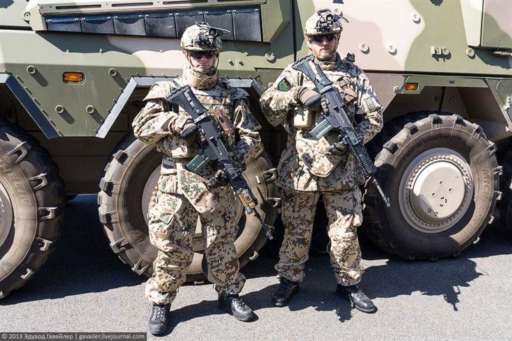 Ботинки бундесвер афганистан проф1