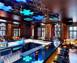 W Istanbul Lounge