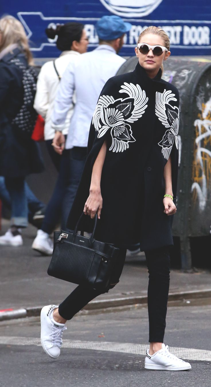 We're giving away Gigi Hadid's rock-chic tote bag by Zadig & Voltiare! Enter now for a chance to win.