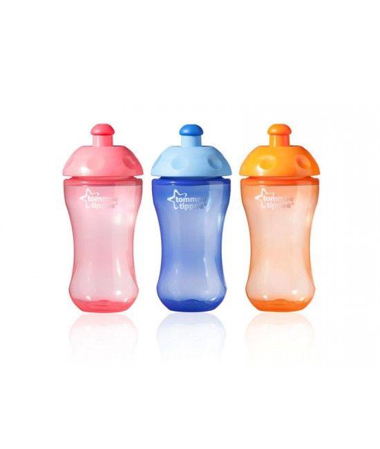 Športová fľaša Basic 300ml 36m+ - 1ks (Tommee Tippee)