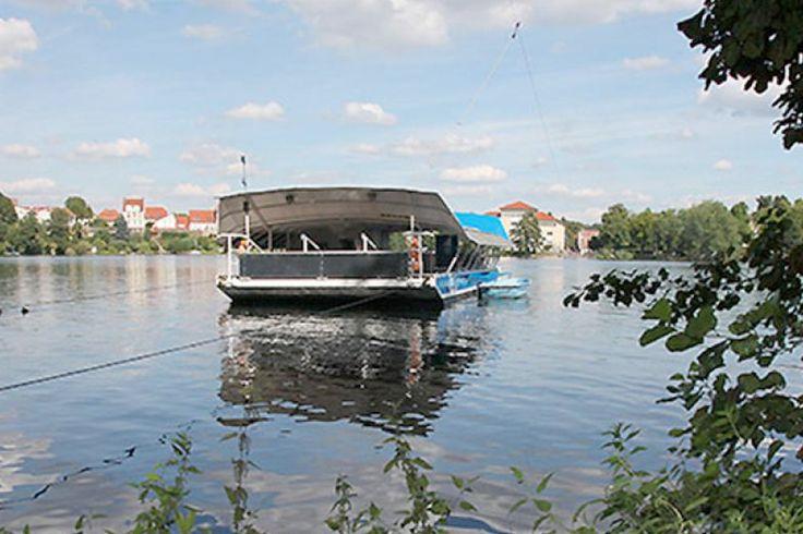 Heiraten auf dem Wasser in Strausberg auf dem Straussee