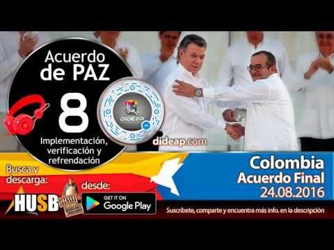 Acuerdo de Paz Colombia 8