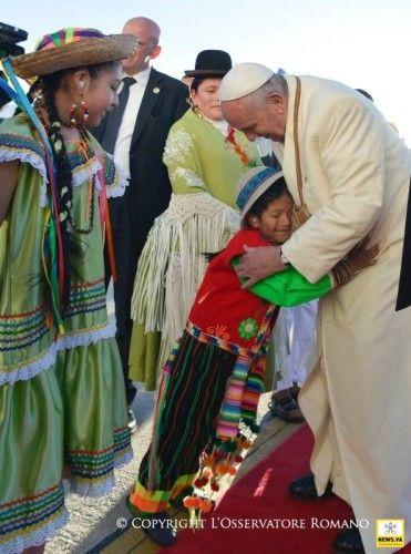 Il Papa ai Giovani Gesù dammi la grazia di un cuore libero!