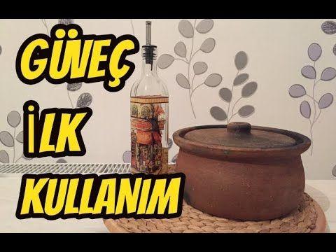 Toprak Güveç İlk Kullanım - YouTube