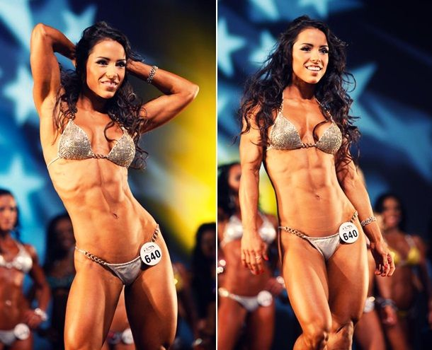 Andreia Brazier's workouts and meal plan